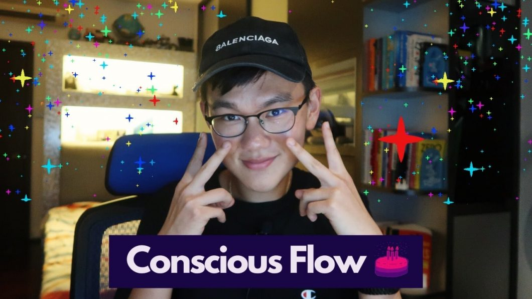 Conscious Flow Birthday Edition