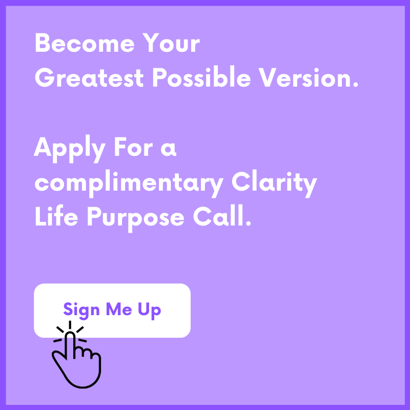 Apply For a Life Purpose Clarity Call